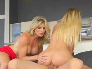 Cory Chase And Avalon Heart Riding Large Massive Dick Porn