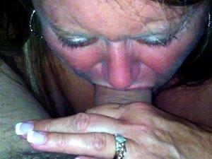 Broche NC, Meu 40yr.a Velha E Encantadora Esposa Engolindo Dong. Porn