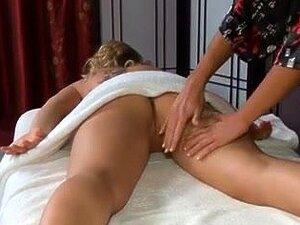 Mais Massagem Lésbica Finais Felizes S4, Porn