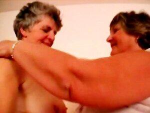 Casal De Lésbicas Sujo Velho Gordo Porn
