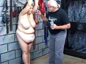 Cara Chicotes Bondaged Bdsm Fattie 039; Peitos Enormes S E Barriga Porn