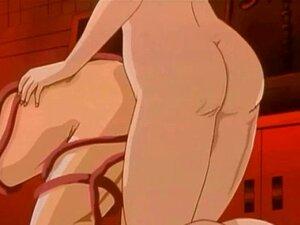 Busty Anime Fodido Por Monster Shemale Porn