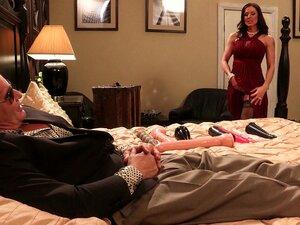Linda MILF Kendra A Lamber-lhe A Rata Com Um Grande Dildo. Porn