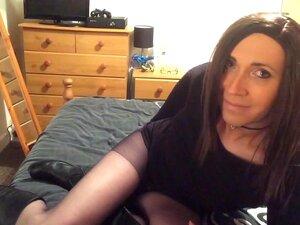 Punhetas De Travesti Em Collants, Porn