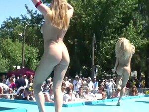 MISSÃO Especial 68 MISS NUDE Da América Do Norte - Cena 9 - DreamGirls Porn