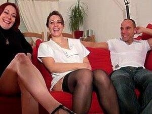 Crazy European Pornô Video, Porn