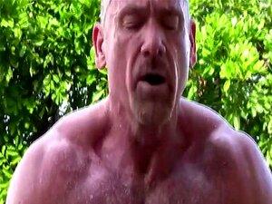 Urso Maduro Trilhos Idiota Porn