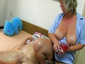 Mulher Madura Loira Safada Dá Tesão. Porn