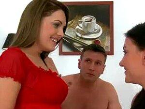 Sexo Em Grupo Impiedoso E Deslumbrante Excita As Euro Babes Ao Max. Porn