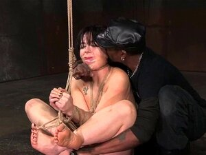 Humilhado Sub Analy Hooked And Feet Punished Porn