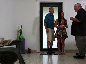 Os Velhos Da Ebony Frankie Aprende Depressa! Porn