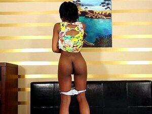 18 Anos De Idade Negra Beleza Pornô Estréia Porn