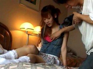 Verdadeira Estrela Pornô Asiática Mostrando Buceta Porn