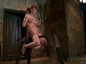 Ação De BDSM Louco Vídeo Bondage Com Tit Tortura Para Marie McCray Porn
