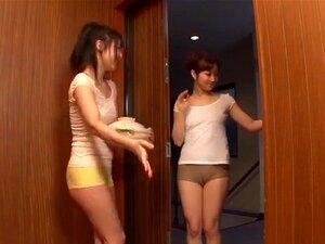 Japonesas Lésbicas Babes: Tsubomi E Yuu Parte Dois (censurado), Porn