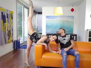 Lucia Nieto Demonstrates Her Hot Body To Chris Diamond - Lucia Nieto Porn