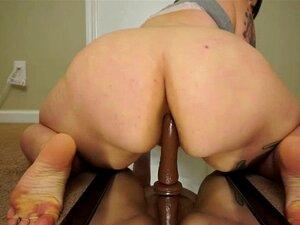 Big Toy Tattooed Bbw Riding Porn