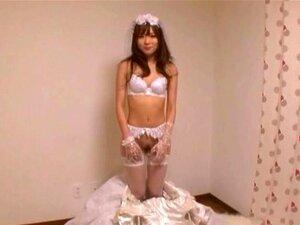 Quente Galo De Carona De Noiva De Japão Porn