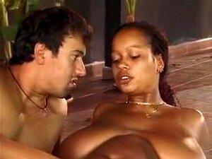 Exótico Preto Caseiro E ébano, Dedilhado Vídeo Adulto, Porn