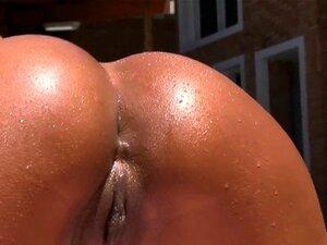 A Brasileira Bronzeada Cavalga Duro. Pintainho Brasileiro Curtido E Bronzeado Cavalga Em Cima De Uma Vara Espessa Com Alegria Porn