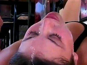Compilação De Esperma Na Garganta - Porn