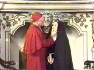 Uma Freira Com Cardeal Porn