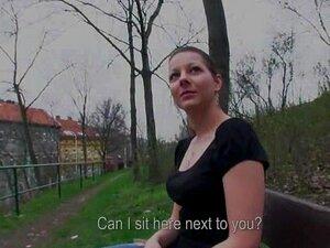 Beleza Natural Sexy Iveta Mostra Seios Em Público E Faz Sexo Por Dinheiro Porn