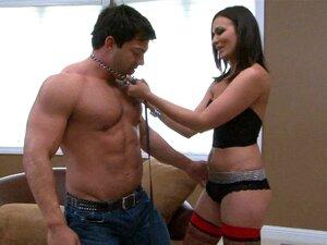 Musculoso Garanhão Sexy Que Vince Ferelli Fica Fodido Por Rabo Quente Crissy Moon Porn