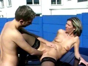 Orgasmo Anal Ao Ar Livre Porn