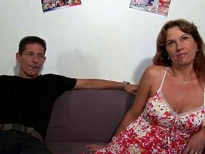 Francesa Madura Casting Hardcore Porn