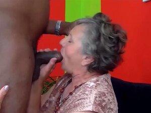 80 Anos Velha Avó Interracial Primeira Vez Fodido Porn