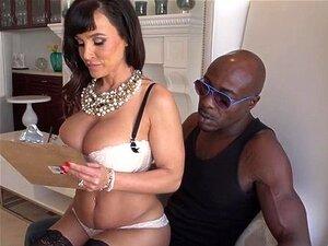 Lisa Ann Leva Pau Enorme No Cu Porn