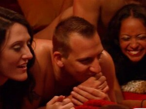 Nasty Swingers Troca De Parceiros E Orgia Na Sala Vermelha Porn