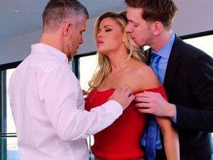 TUSHY Jessa Rhodes Anseia Por Dois Pilas Em Sexo Fantástico DP. Porn