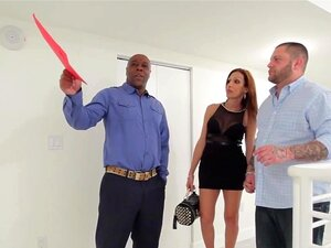 Latina Tranny Assfucked By Realestate Broker, Latina Tranny Assfucked By Black Realestate Broker For A Deal Porn