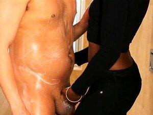 Nuru Massagem Cumswapping Babes Porn