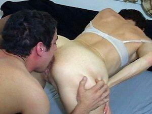 Velha Senhora Recebe Seu Cu Sujo Limpo Por Língua Porn