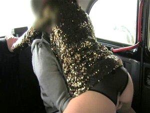 Vadia De Euro Fode No Táxi Porn