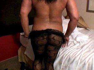 Beleza De ébano Musculoso No Quarto Dela Porn