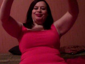 Mulher Madura BBW Divertindo Solo Porn