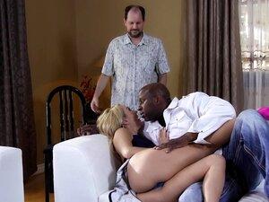 O Marido Mais Velho Adora Ver A Sua Esposa Troféu Aaliyah A Montar Um Amor BBC-Aaliyah, Príncipe Yahshua, Marcelo Porn