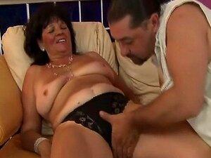 Maduras Pussylicked Vovó E Fodido Porn