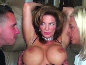 Role-Play Por Gato Sexy Mulher Milf Deauxma Termina Em 3 Vias Porra! Porn