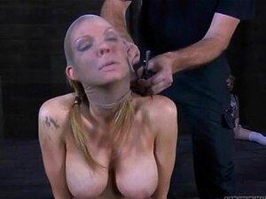 Surpreendente Vagabunda BDSM Sexo Violento Porn