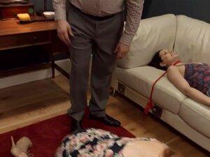 Puta De Extrema Violentamente Ana Fodido E Penetrou Sub BDSM Porn