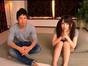 Bela Garota Japonesa Em Uma Cena De Sexo Longo, Porn