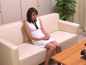 Incrível Garota Japonesa Karen Kisaragi Na Melhor Masturbação / Onanii, Cena Solo De Garota JAV Porn