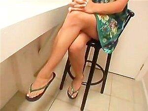 Footjob Gracie Glam! Porn