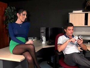 Dava Foxx Fantasy SWITCH STRAP ON Porn
