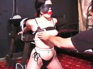 Miúda Morena Sexy Katie Fica Amarrada Parte 1 Porn